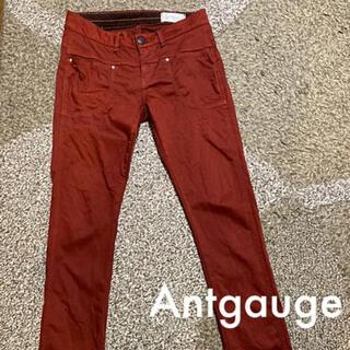 アントゲージ(Antgauge)のアントゲージ antgauge ストレッチ サテン スキニー パンツ(カジュアルパンツ)
