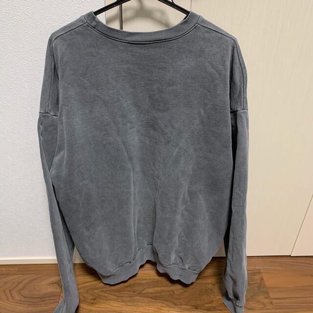 Supreme(シュプリーム)のgirls don't cry スウェット crew neck black XL メンズのトップス(Tシャツ/カットソー(七分/長袖))の商品写真