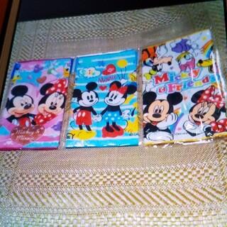 ディズニー(Disney)の他で売れました。デイズニータオルハンカチ 3点セット新品(その他)