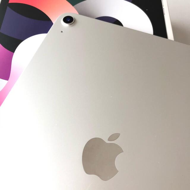 Apple(アップル)の極美品⭐︎iPad Air 第4世代⭐︎256GB⭐︎シルバー スマホ/家電/カメラのPC/タブレット(タブレット)の商品写真