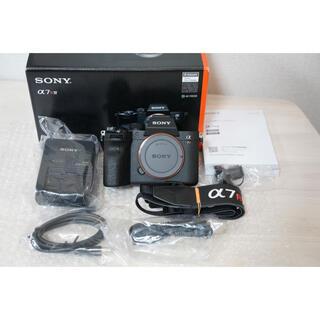 SONY - 【専用です】SONYミラーレスカメラα7RIVボディ