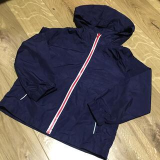 シマムラ(しまむら)の小さくしまえるポケッタブルジャケット 120cm(ジャケット/上着)