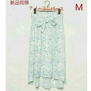 URBAN RESEARCH - アーバンリサーチ 花柄フレアースカート