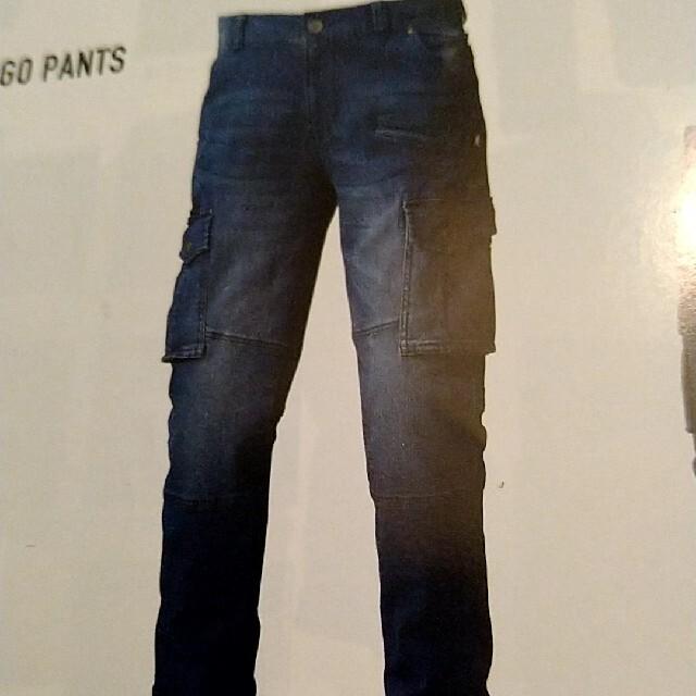 寅壱(トライチ)の新品!寅壱ストレッチデニム上下セット! メンズのスーツ(セットアップ)の商品写真