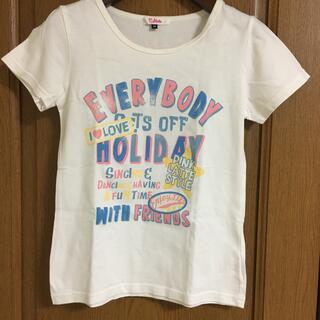 ピンクラテ(PINK-latte)のピンクラテ★ 半袖Tシャツ XS(150)(Tシャツ/カットソー)