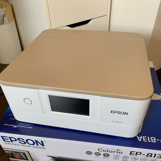 EPSON - EPSON EP-881AW プリンター カラー ジャンク