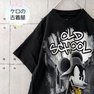 Disney - 【超レア】ディズニー ミッキーマウス Tシャツ