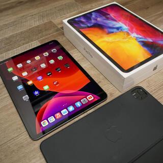 Apple - iPad Pro 2020 128GB セルラーモデル+キーボード【美品】