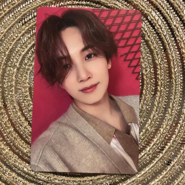 SEVENTEEN(セブンティーン)のSEVENTEEN ジョンハン ひとりじゃない トレカ 通常盤 エンタメ/ホビーのCD(K-POP/アジア)の商品写真