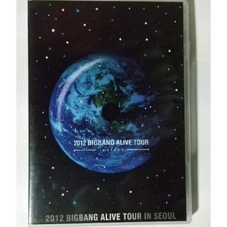 文章必見です。BIGBANG   ALIVE  in SEOUL dvd