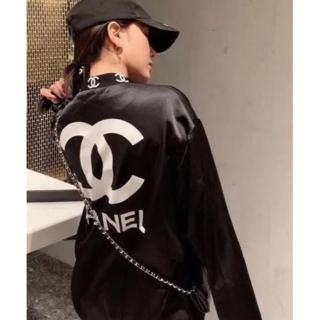 CHANEL - シャネルブラックコート