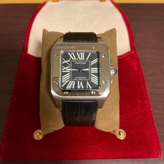 Cartier - 〈国内即日発送〉dude9 サントス 腕時計