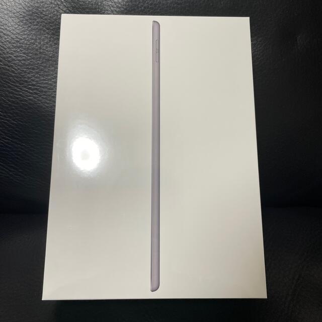 Apple(アップル)の新品未開封 iPad 第8世代 Wi-Fiモデル 32GB スペースグレイ  スマホ/家電/カメラのPC/タブレット(タブレット)の商品写真