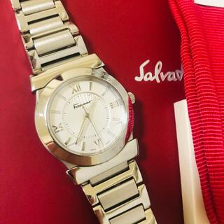 Ferragamo - 美品 フェラガモ レディース 時計
