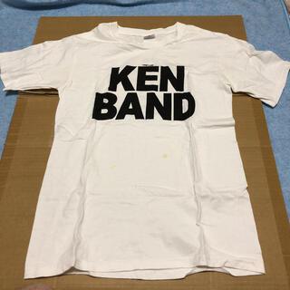 アンビル(Anvil)のKEN BAND Tシャツ 横山健 Ken Yokoyama(ミュージシャン)