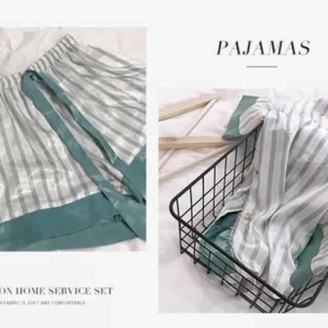 Rady(レディー)の新品🌴ティファニーブルーストライプルームウェア レディースのルームウェア/パジャマ(ルームウェア)の商品写真