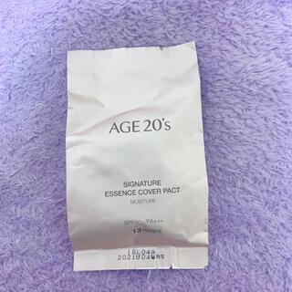 ETUDE HOUSE - 新品未使用 AGE20's シグネチャーエッセンスカバー リフィル