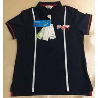 マンシングウェア(Munsingwear)のマンシング レディース半袖ポロシャツ 新品 L size(ウエア)