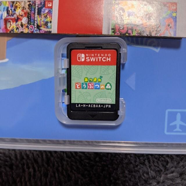 Nintendo Switch(ニンテンドースイッチ)のあつまれ動物の森 任天堂スイッチ エンタメ/ホビーのゲームソフト/ゲーム機本体(家庭用ゲームソフト)の商品写真
