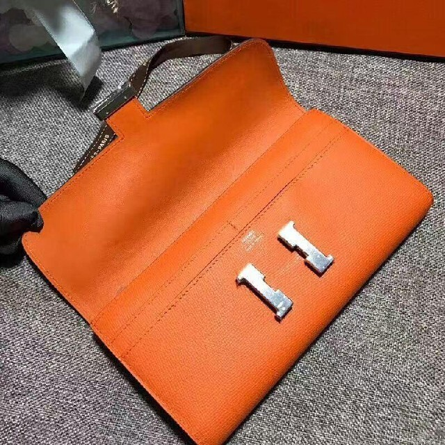 Hermes(エルメス)のHERMES コンスタンス ロング 長財布 レディースのファッション小物(財布)の商品写真