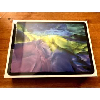 【新品未開封】Apple iPad Pro(2020) 11inch 128GB