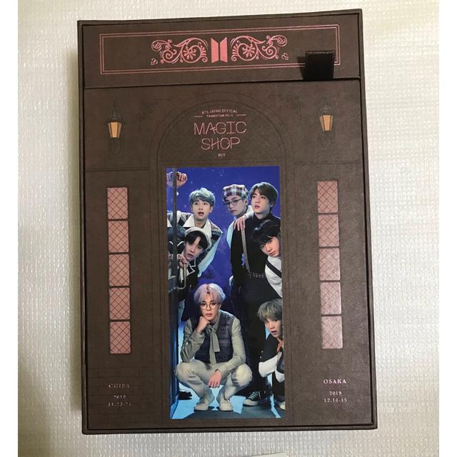 防弾少年団(BTS)(ボウダンショウネンダン)のBTS japan magic shop  マジショ DVD 日本語字幕付き エンタメ/ホビーのCD(K-POP/アジア)の商品写真