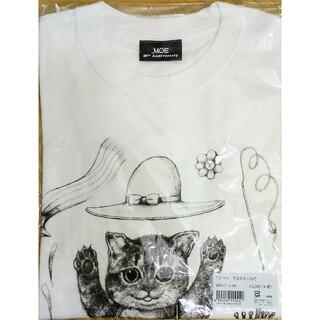 Mサイズ 会場限定販売 ヒグチユウコ Tシャツ MOE展 MOE レア
