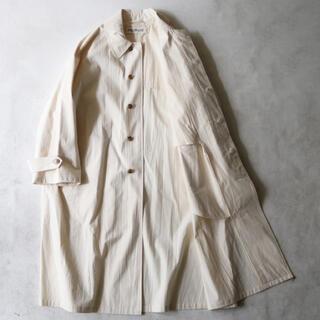 新品 polyploid long coat type-A  21ss 今期(ステンカラーコート)
