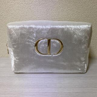 Christian Dior - Christian Dior クリスチャン ディオール 新品 ポーチ 白 ケース