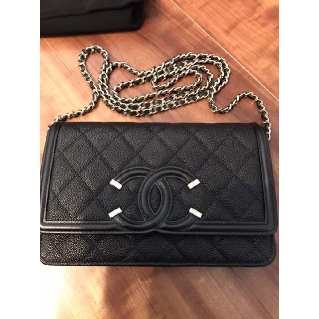 CHANEL(シャネル)のCHANEL チェーンウォレット レディースのバッグ(ショルダーバッグ)の商品写真