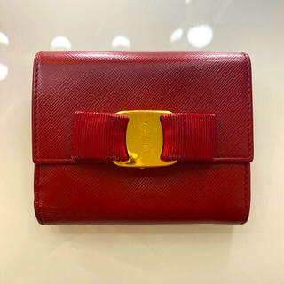 フェラガモ(Ferragamo)のフェラガモ リボン お財布(財布)