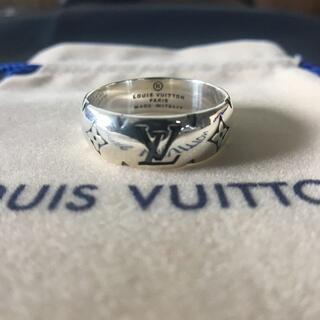 LOUIS VUITTON - louis vuitton リング(指輪) 男女兼用 925銀