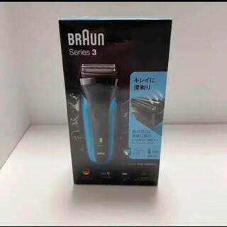 ブラウン(BRAUN)のブラウン シリーズ3 シェーバー 3枚刃 お風呂剃り可電動髭剃り 310s(メンズシェーバー)