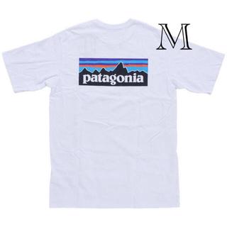 patagonia - patagonia メンズ・P-6ロゴ・ポケット・レスポンシビリティー