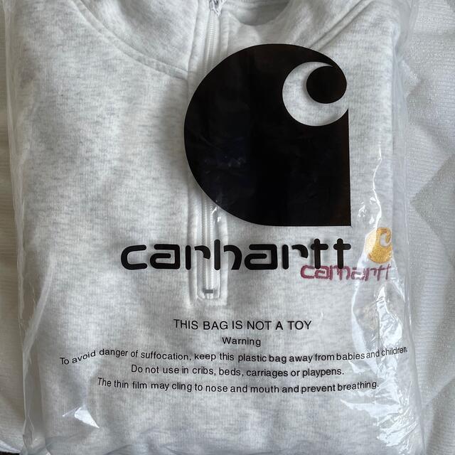 carhartt(カーハート)のカーハートハーフジップ(専用) メンズのトップス(スウェット)の商品写真