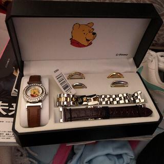 クマノプーサン(くまのプーさん)のくまのプーさん 腕時計(腕時計)