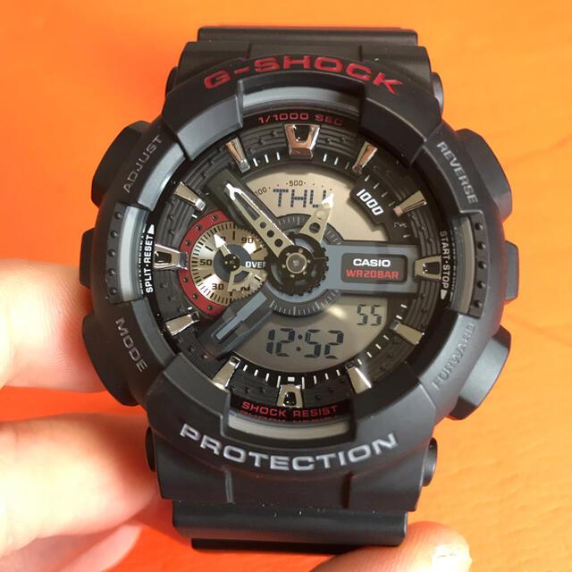 G-SHOCK(ジーショック)のCasio カシオ G-Shock 腕時計 GA-110 メンズの時計(その他)の商品写真