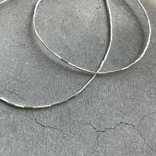 トゥデイフル(TODAYFUL)のhandmade necklace 022(ネックレス)