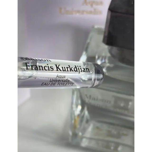 Maison Francis Kurkdjian(メゾンフランシスクルジャン)の[M]メゾンフランシスクルジャン アクアユニヴェルサリス EDT 1.5ml コスメ/美容の香水(ユニセックス)の商品写真