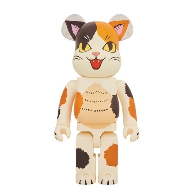 MEDICOM TOY(メディコムトイ)のベアブリック BE@RBRICK 化猫怪獣 ネゴラ 1000% スカイツリー  エンタメ/ホビーのフィギュア(その他)の商品写真