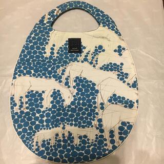 mina perhonen - ミナペルホネン  オアシス oasis エッグバッグ egg bag