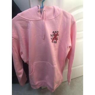 アンチ(ANTI)のanti social social club hoodie (パーカー)