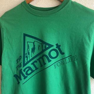 MARMOT - Marmot マーモット プリント ロンT ※説明ご参照ください