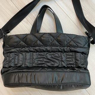 DIESEL - DIESEL☆キルティングバッグ