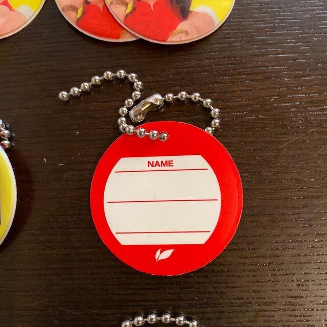 モーニング娘。(モーニングムスメ)のレア モーニング娘 キーホルダー 飲茶楼 エンタメ/ホビーのタレントグッズ(アイドルグッズ)の商品写真