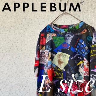 アップルバム(APPLEBUM)のAPPLEBUM アップルバム 総柄Tシャツ メンズ レディース(Tシャツ/カットソー(半袖/袖なし))
