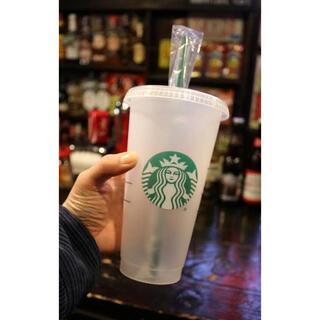 スターバックスコーヒー(Starbucks Coffee)のスターバックス リユーサブルカップ 709ml(日用品/生活雑貨)