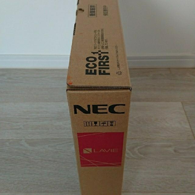 NEC(エヌイーシー)のユニ21様専用 ノートパソコン 新品未使用 スマホ/家電/カメラのPC/タブレット(ノートPC)の商品写真