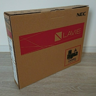 NEC - NEC LAVIE PC-N1575AAL ノートパソコン 新品未使用