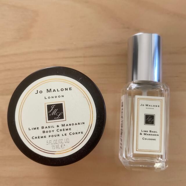 Jo Malone(ジョーマローン)のジョーマローン コロン クリーム 香水 コスメ/美容の香水(ユニセックス)の商品写真